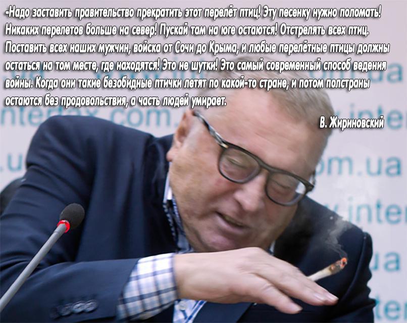 Глава МИД Литвы о Жириновском: Место таких политиков в зоопарке - Цензор.НЕТ 7020