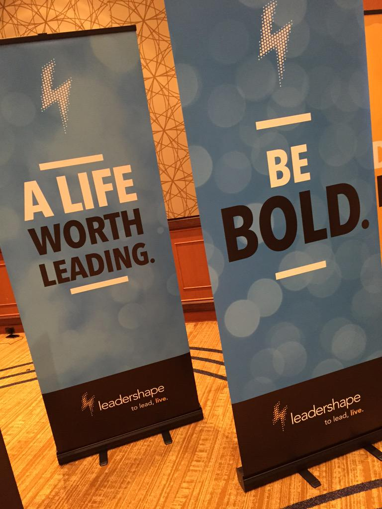 Our new look and messages! #colead15 http://t.co/x5Kh53z3OZ