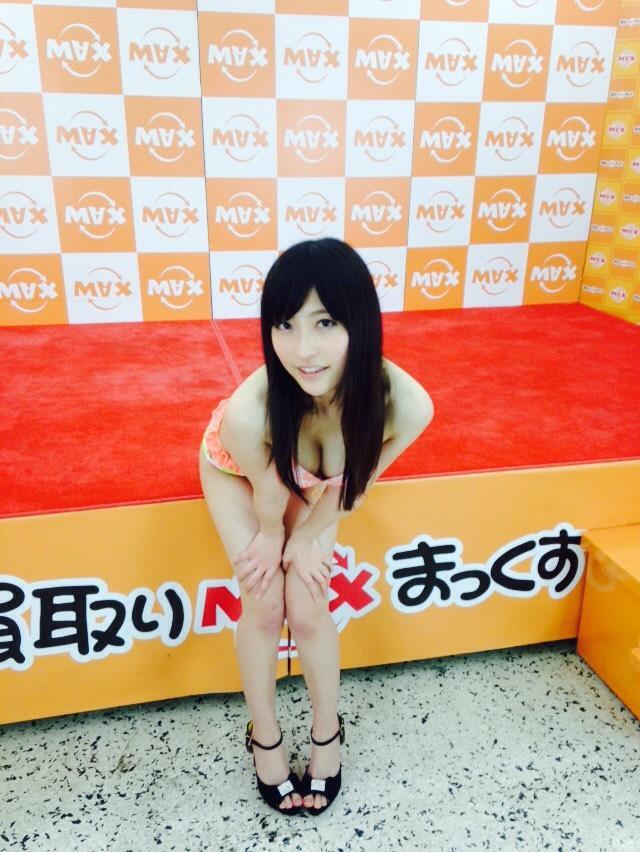 """Kitano Nozomi 北野のぞみ それはすぐに私は行くべきである O O Upload: 買取りまっくす 日本橋店 On Twitter: """"そしてこれが水着姿ぁ~水着姿かわいい!!それにしても笑顔がいい"""