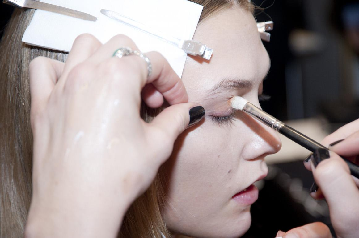 Come backstage at the Emilio Pucci show for the professional beauty tips: http://t.co/LcrFJZCUgd http://t.co/GYLvuxPuKR