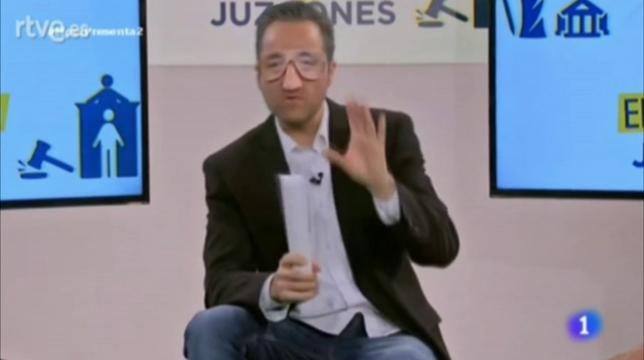 Genial parodia de José Mota de programa de Jugones (video)