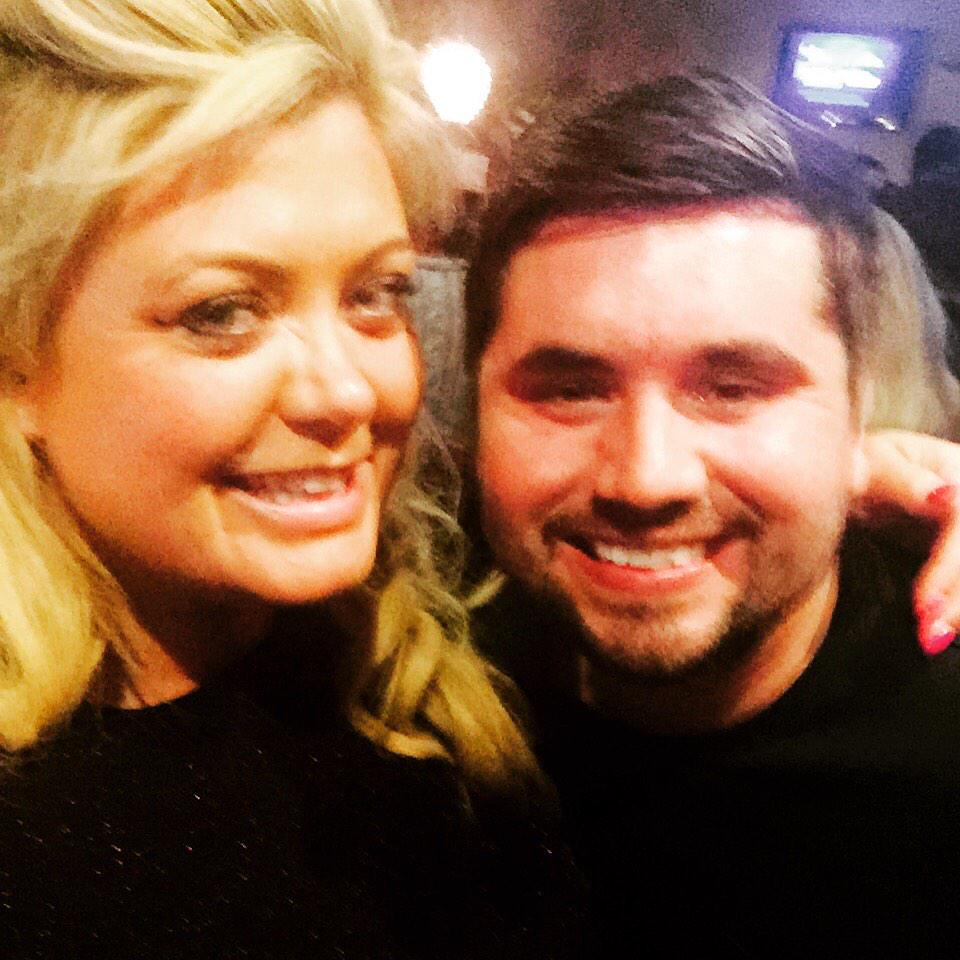 Fantastic evening with the very talented @willschilds singing what a singer @mrsjuliechilds @AshClifton86 http://t.co/i5xIDl9jyV