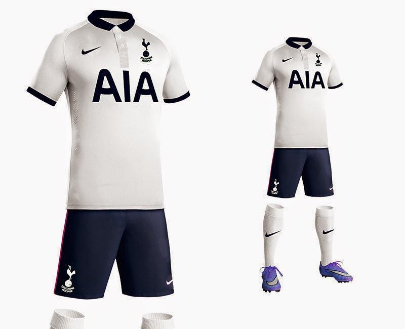 Corteza radioactividad Uva  Nike ofrece 30 millones de libras por la camiseta del Tottenham – La Jugada  Financiera