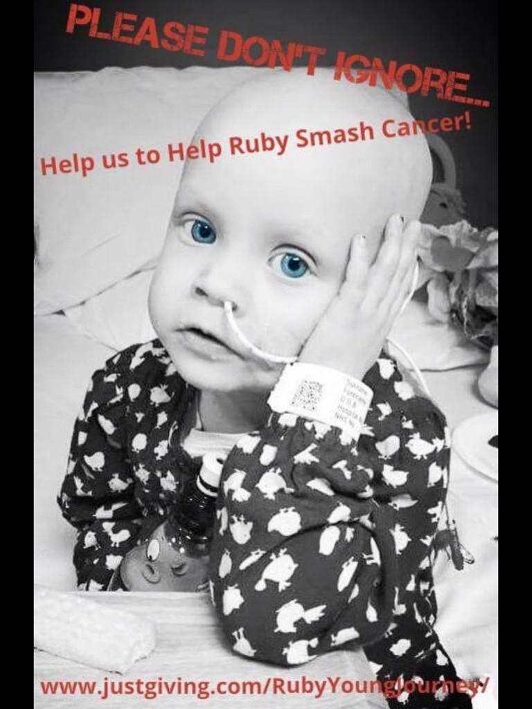 RT @natashanancy: @RickyRayment Please help spread awareness for Ruby - she needs you http://t.co/tSIfQL2Q48 #rubylaura RT http://t.co/CDbL…