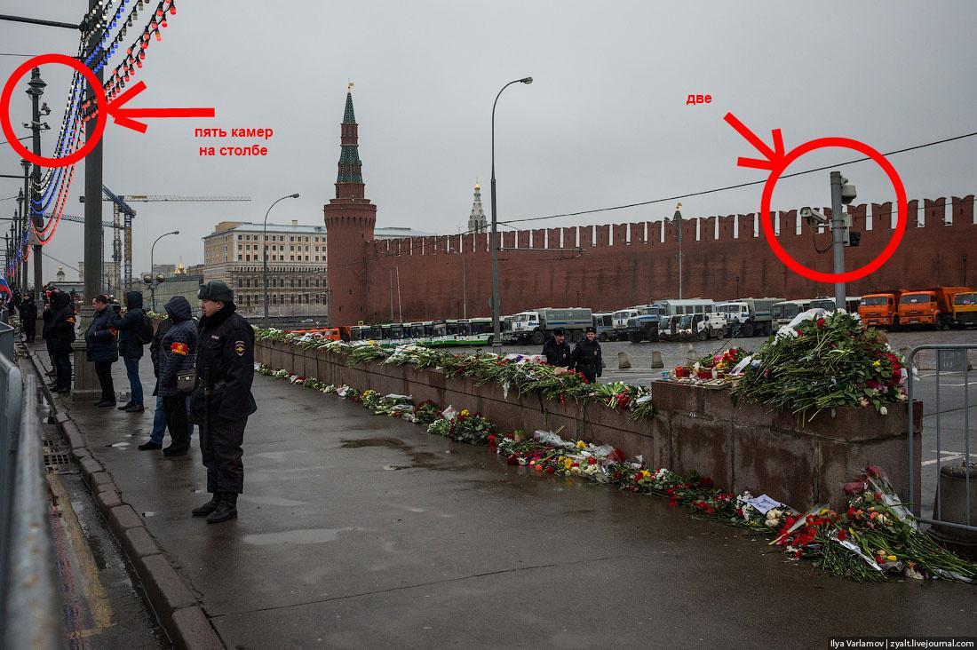 В Москве полиция задержала украинского нардепа Гончаренко на марше памяти Немцова - Цензор.НЕТ 1248