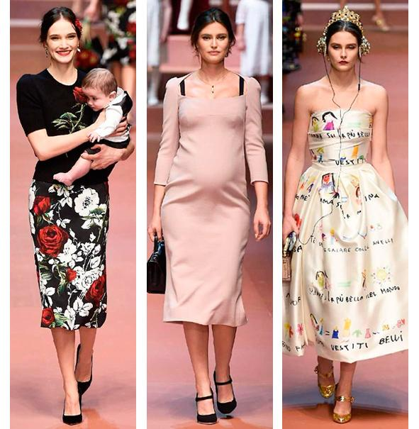 Mother's Day came early in Milan with @dolcegabbana's sentimental show. @Rebecca_ELLE reports http://t.co/it3IBXXQfp http://t.co/pnMqTEVBSB