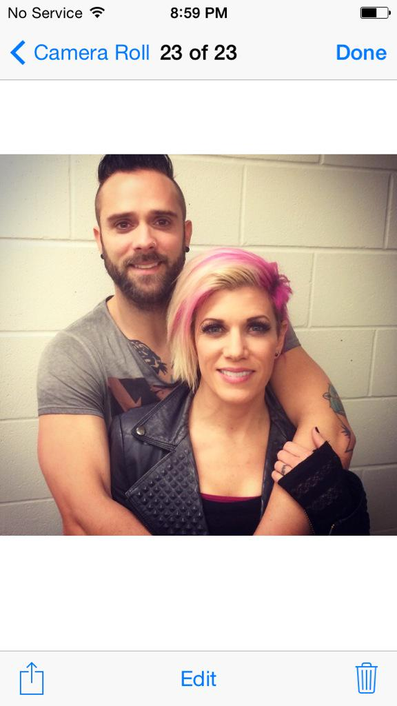 18 years of being married to @koreycooper TODAY! Happy anniversary. Here's to more adventures http://t.co/RXWHBC4zUq