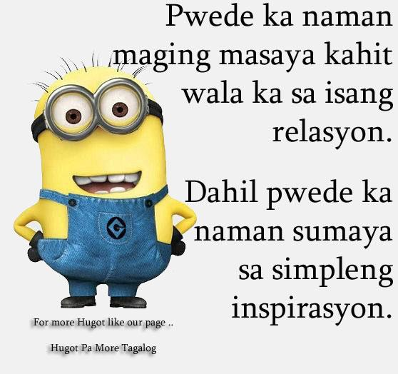 Minion Quotes Tagalog Gallery Inspiration Minion Quotes Tagalog