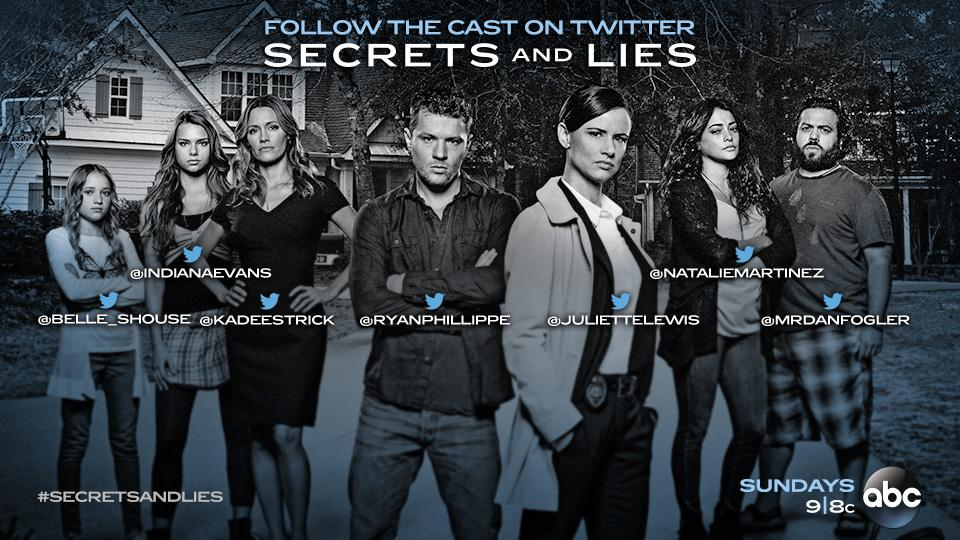 Thumbnail for #SecretsandLies