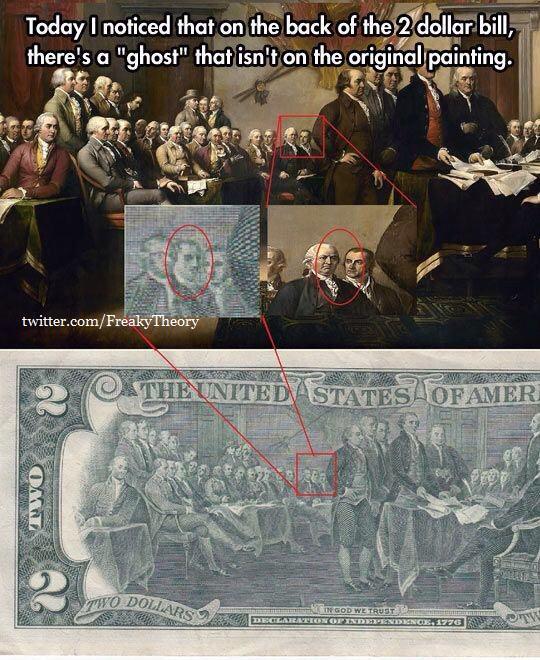 two dollar bill president