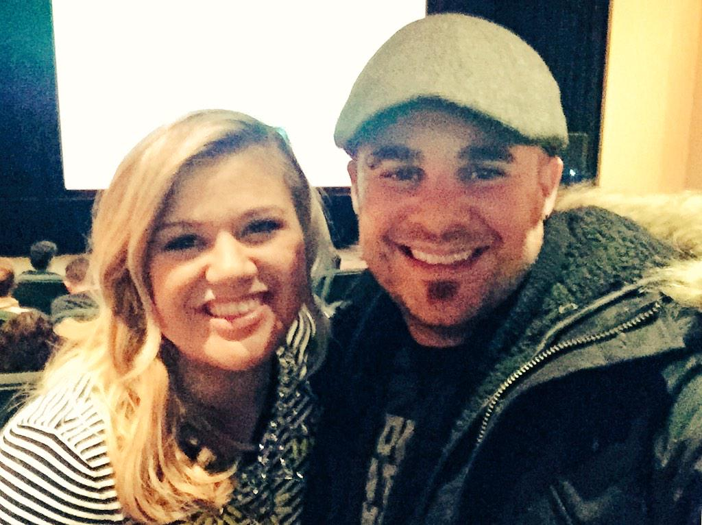 So thankful for the privilege of working with and recording @kelly_clarkson ... #PIECEBYPIECE http://t.co/ZtfGbXWKRG