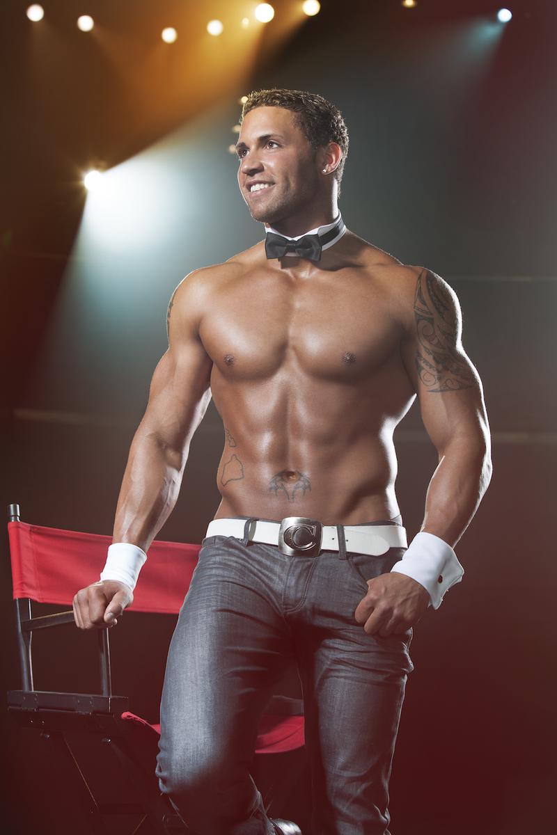 Dreamboys male strip club london