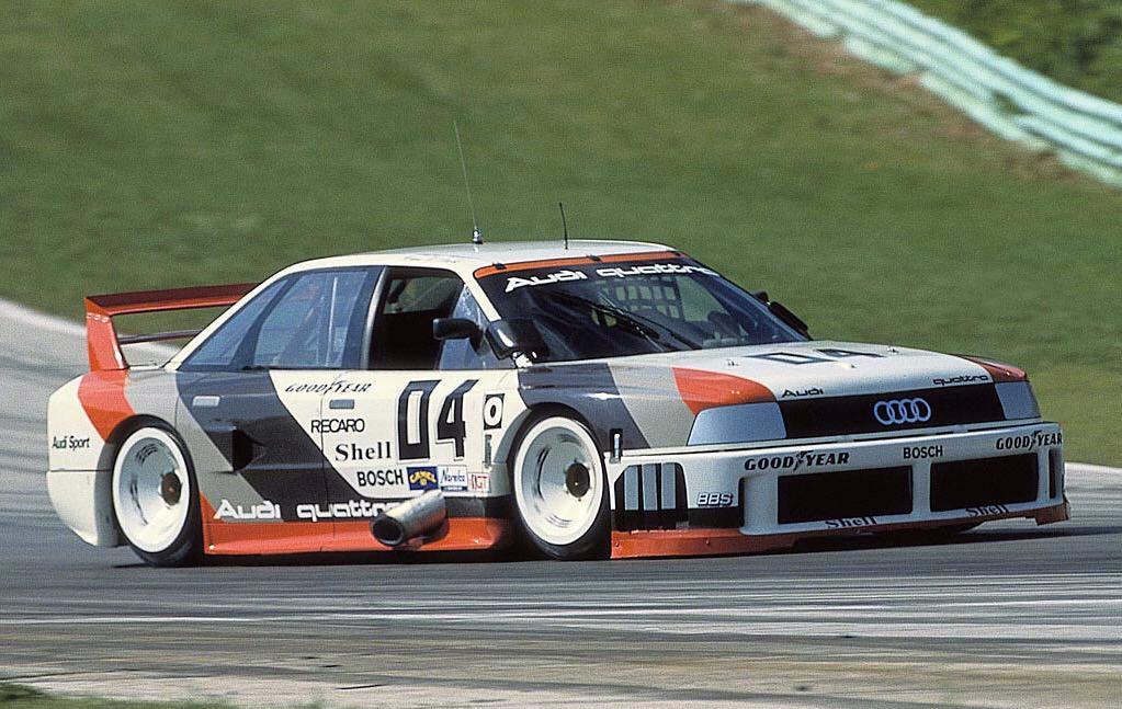 Project Cars Audi