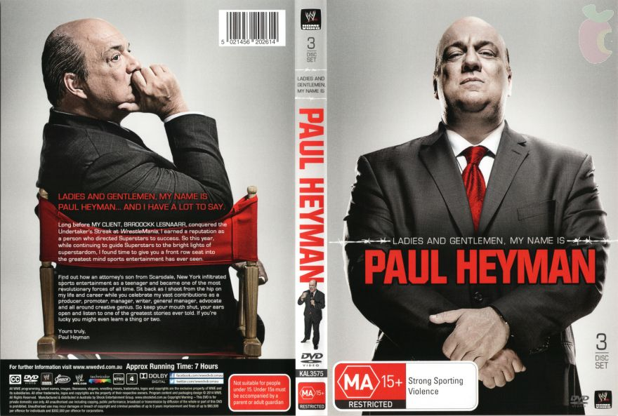 My name is paul heyman watch online