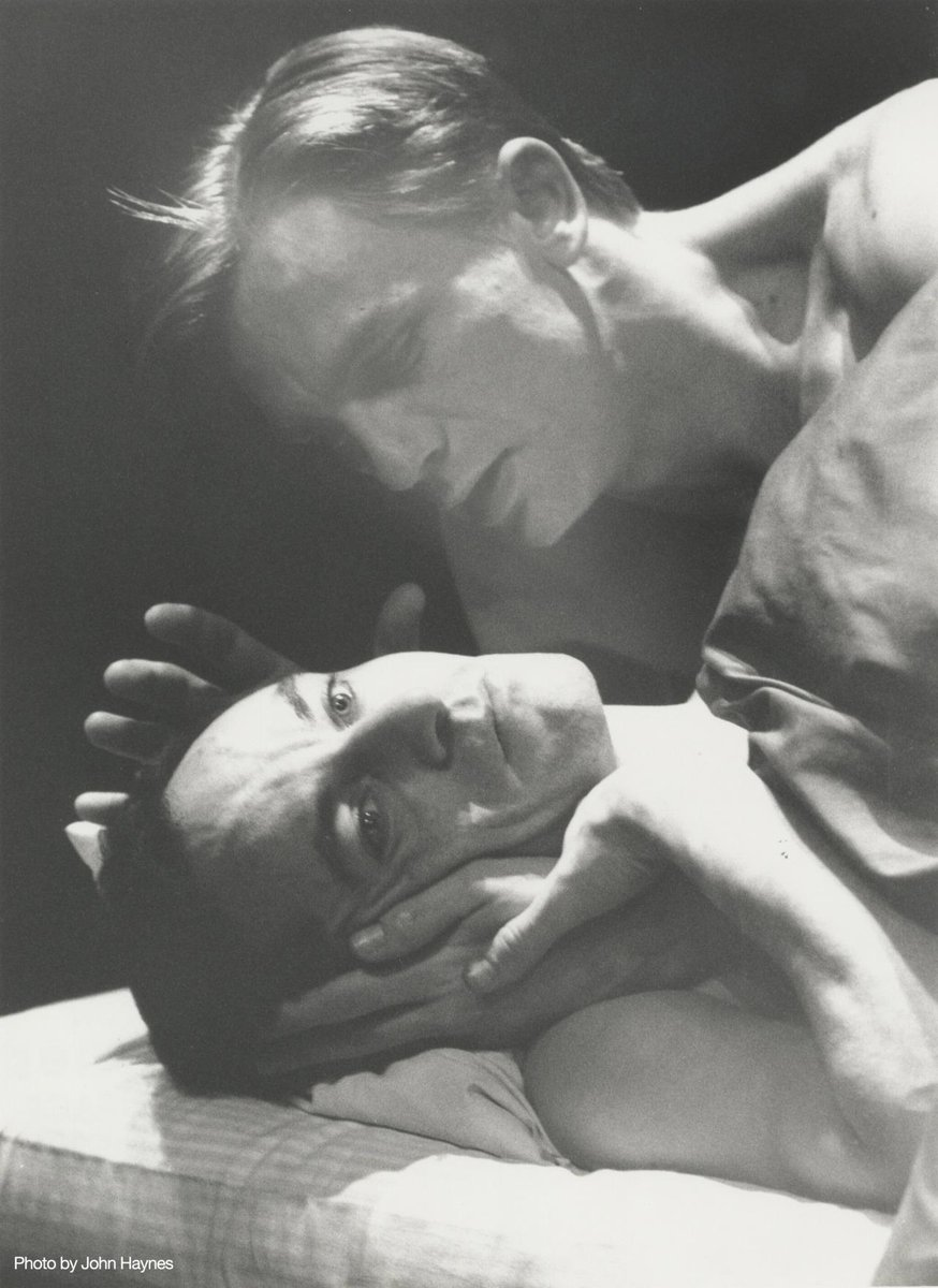 Happy birthday to Daniel Craig! Shown here with Jason Isaacs in the @NationalTheatre Angels in America in 1993 http://t.co/ebanEBsVj9