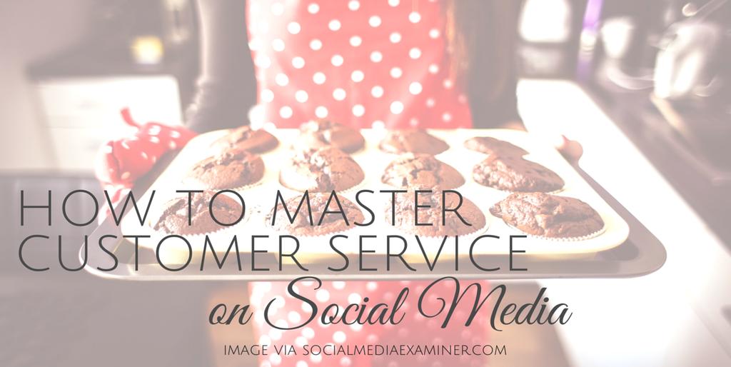 RT @SMExaminer: How to Master Customer Service on Social Media [#INFOGRAPHIC] via @SocialMediaLond http://t.co/9PWE08zzej http://t.co/8zUJd…