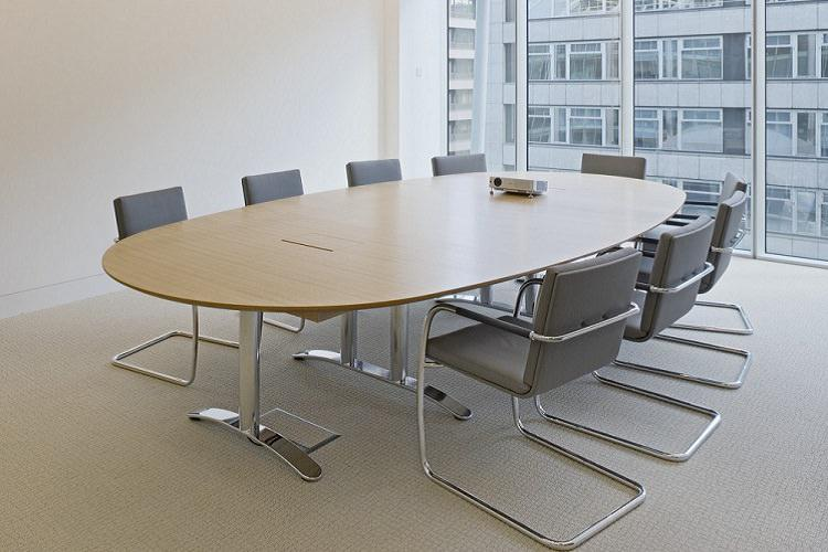 Fusion office design on twitter plain and simple for 12 person conference table