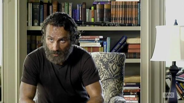 Gillette missed a big hairy opportunity on the product placement front last night. #thewalkingdead http://t.co/xTPsb4kvey