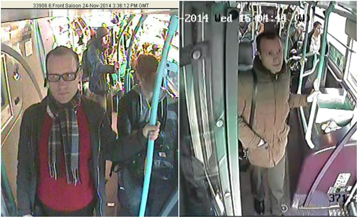 RT @BBCScotlandNews: Have you seen this man? http://t.co/Ra2W5GxBOm Police release CCTV images after sex attacks on Glasgow buses http://t.…