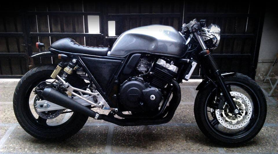 """moto cambodge on twitter: """"our first commissioned café racer is"""
