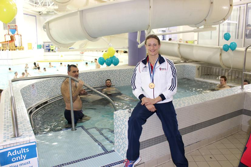 Tandridge Trust On Twitter Had A Great Time Saturday Celebrating Our Refurbished Pool