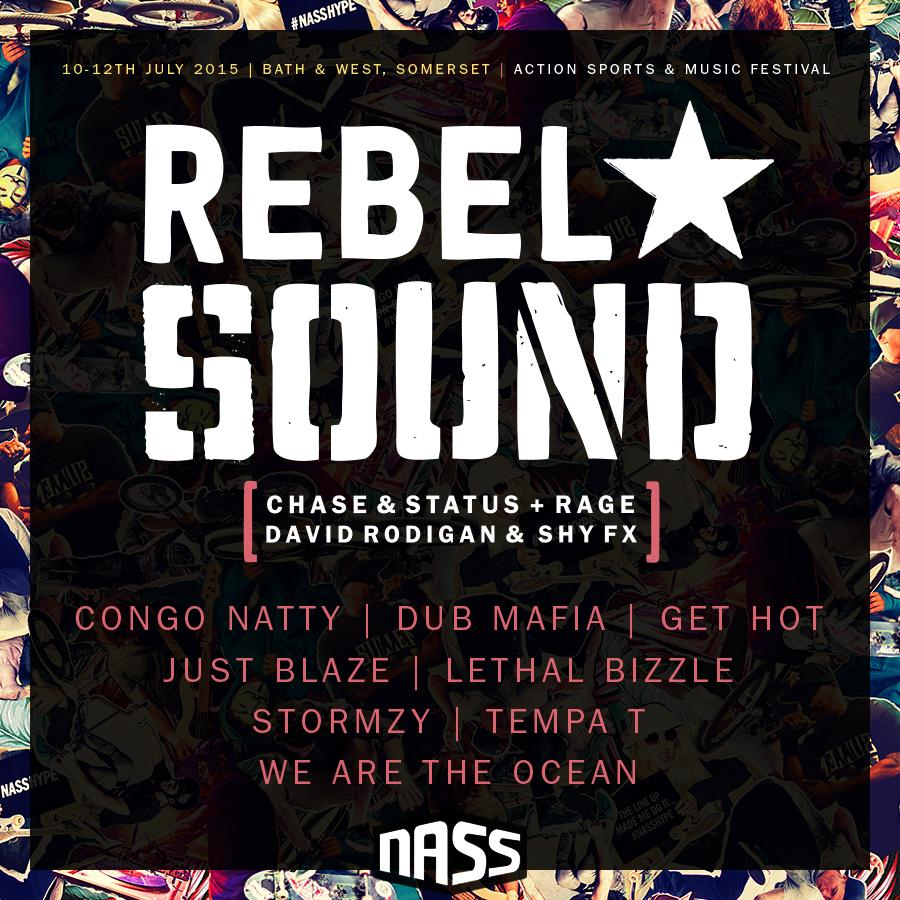 Rebel Sound is your third headliner for #NASS2015 #NASSHYPE http://t.co/QOkA7RMsn0 (@RebelSoundHQ) http://t.co/xcMETfNXob