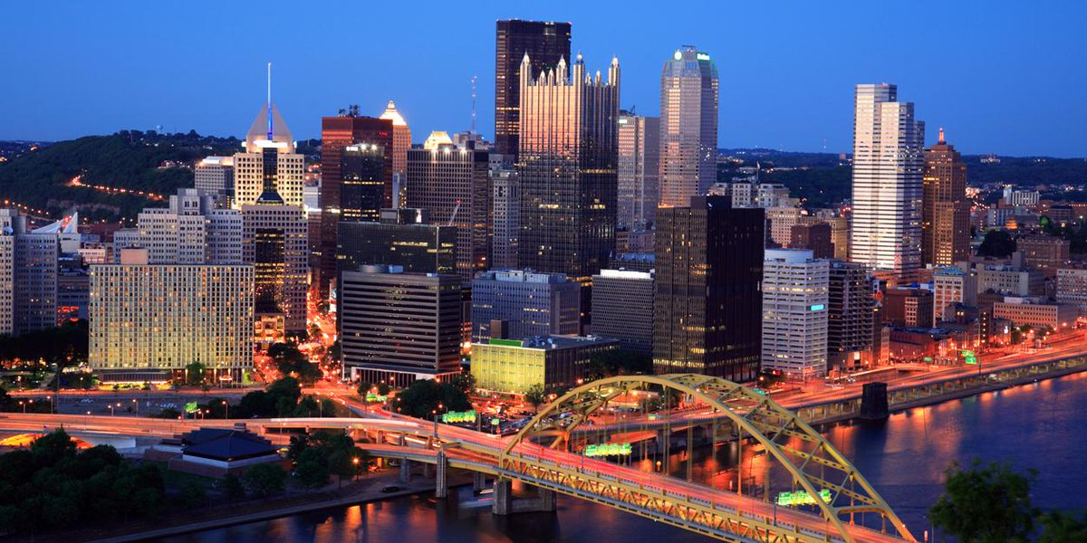 Pittsburgh Tops List Of Best Downtowns In America Http