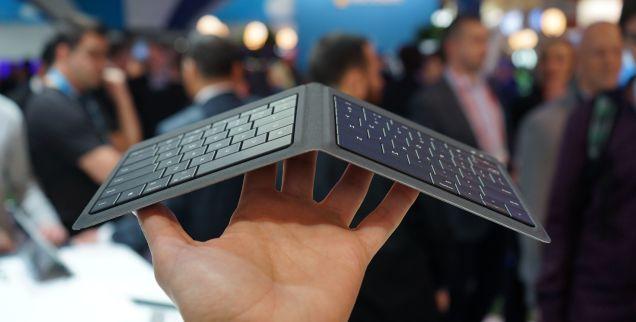 Microsoft's New Keyboard Works on Any Device, Anywhere
