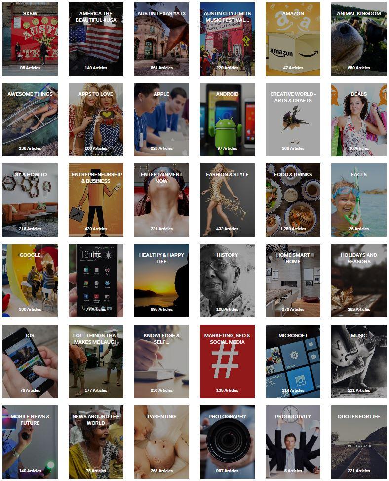 @JayJayasuriya's Flipboard Magazines