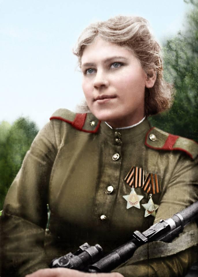Part One Russian Women 21