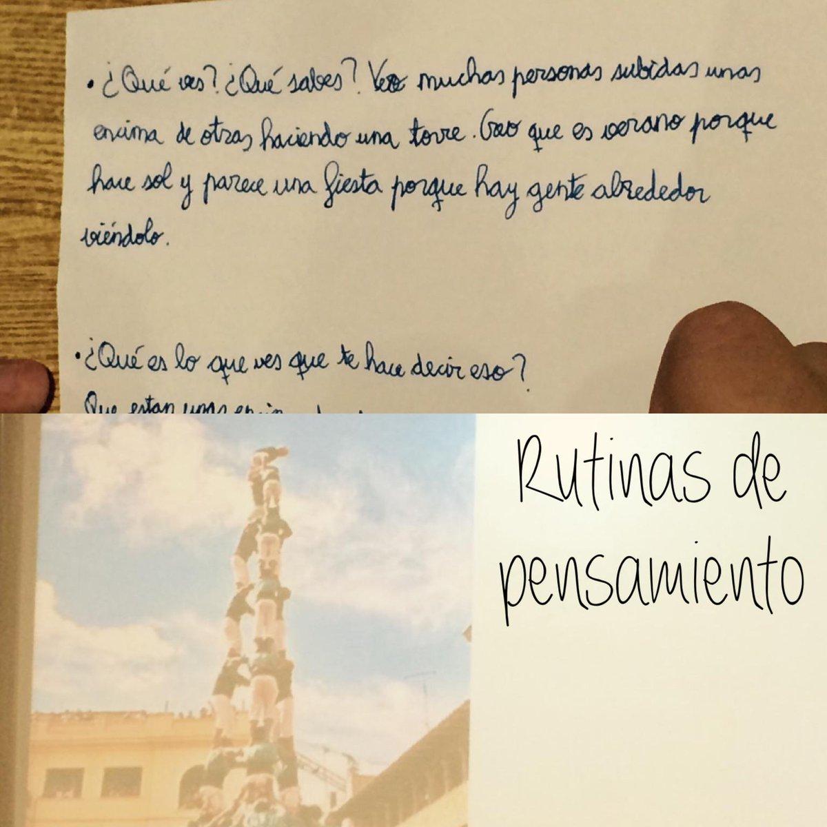 """""""@1ESOAuseva: Rutinas en tutoría. Trabajo cooperativo. #compostelaenruta http://t.co/UeBkFYm63C"""" @CaminoGe 👏👏 #oviedoenruta @ausevamaristas"""