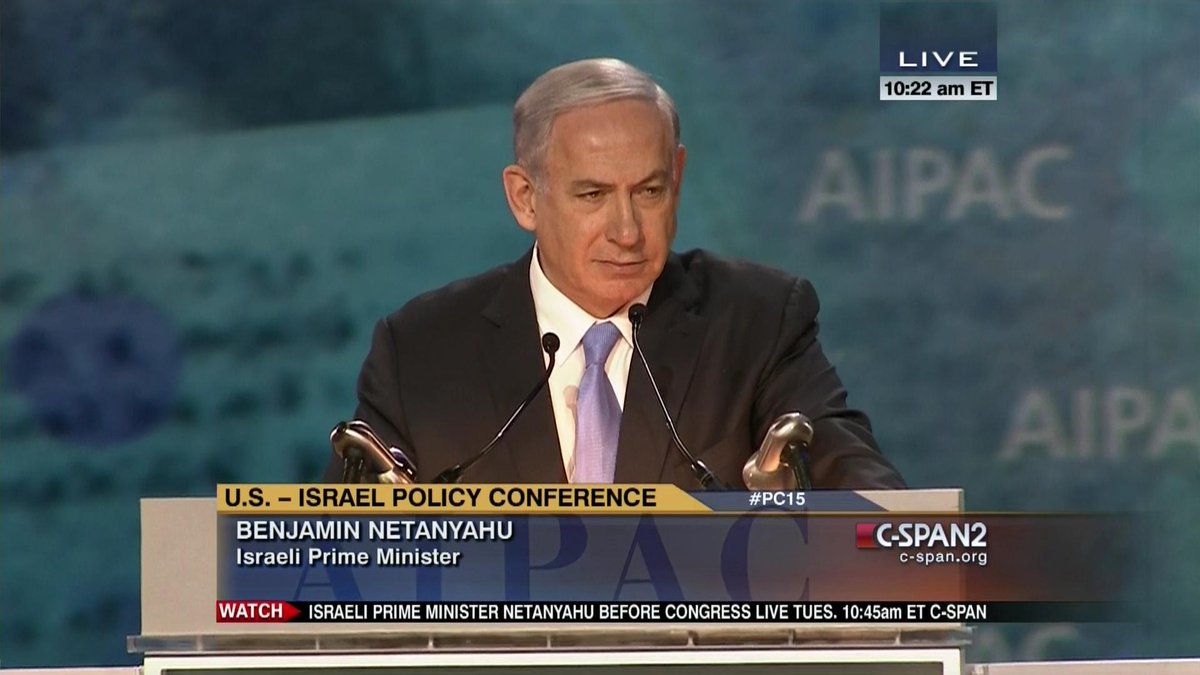 Thumbnail for Netanyahu 2015 Message to Congress