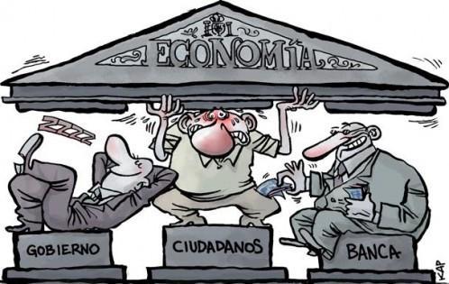 Los ciudadanos tenemos que #RecuperarLaEconomia para que Gobiernos débiles no permitan q grandes empresas les manejen http://t.co/VeBma2clwY