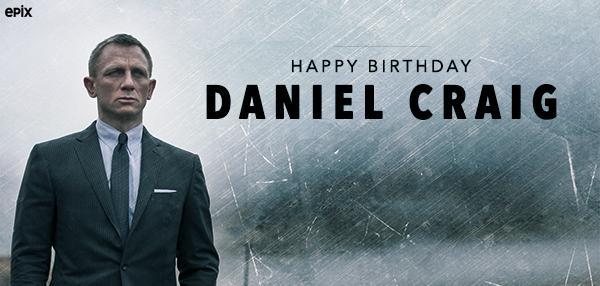 The Name S Craig Daniel Craig Happy Birthday 007 Scoopnest