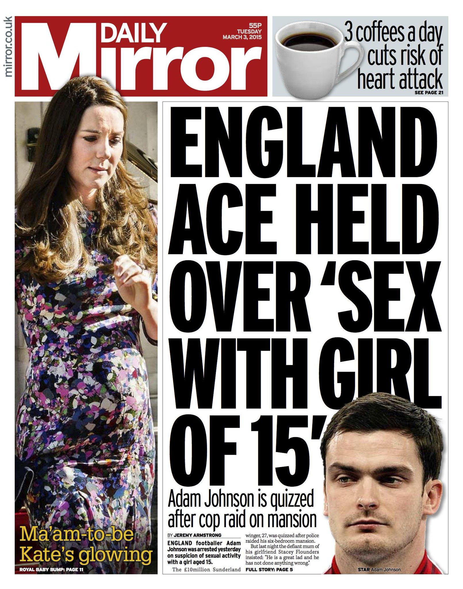 under age sex