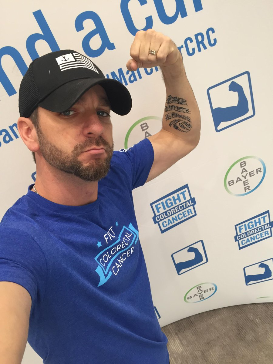 Wanna help me raise money for @FightCRC ? RT this & @Bayer will donate $1 for every RT. That easy!  #StrongArmSelfie http://t.co/VM7A00IGCX