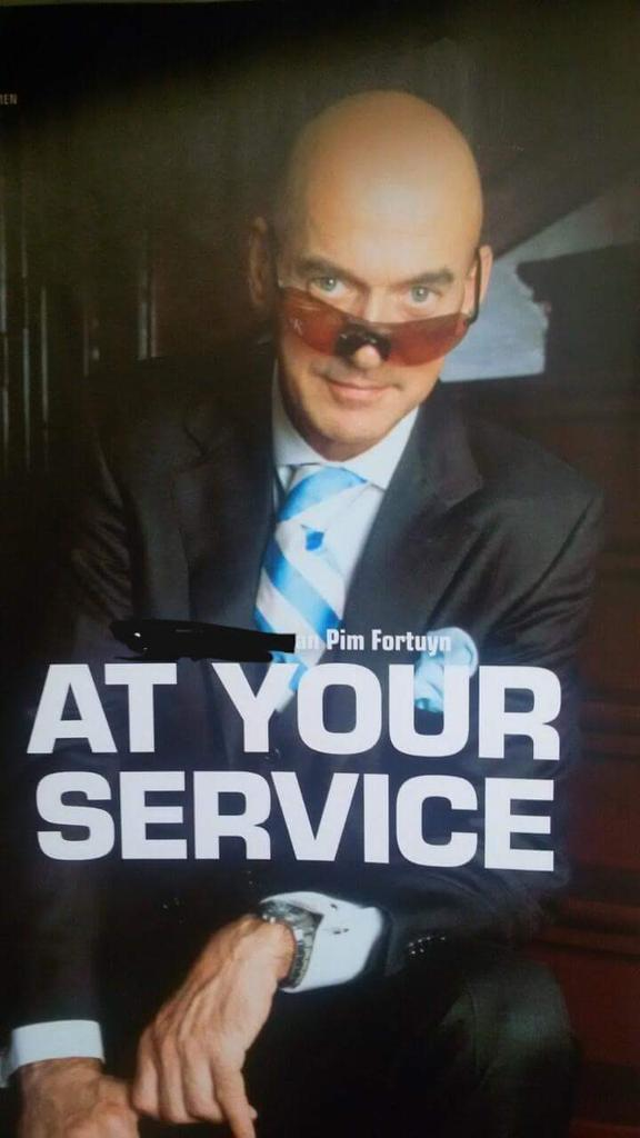 Pim Fortuyn No Twitter At Your Service Httptcownndwvw1em
