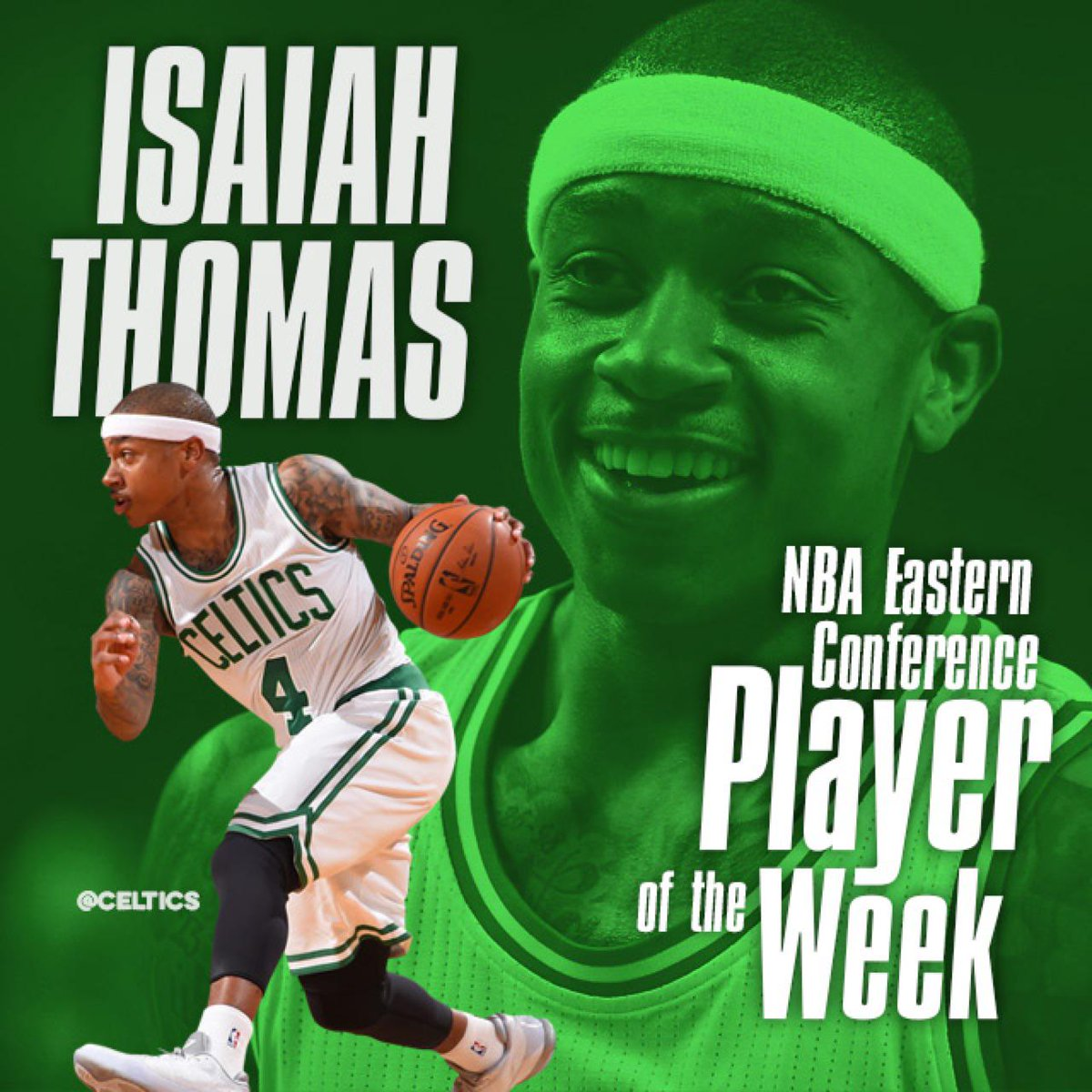Thomas Named East Player Of The Week