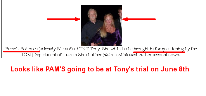 Already Blessed - Tony's Court Date includes Pam - aka Already Blessed B_I-JtxU4AA0wZ7