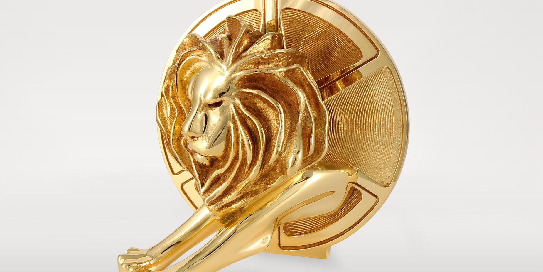 """Cannes adds """"Glass Lion: The Lion of Change"""" award for advertising addressing gender issues http://t.co/Lln6RySxJD http://t.co/qC0w2fKHko"""
