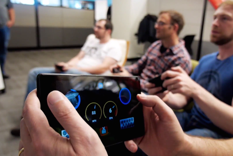 Android TV can soon turn phones into game controllers http://t.co/OkmiiqIBXZ http://t.co/liJak1LXE7