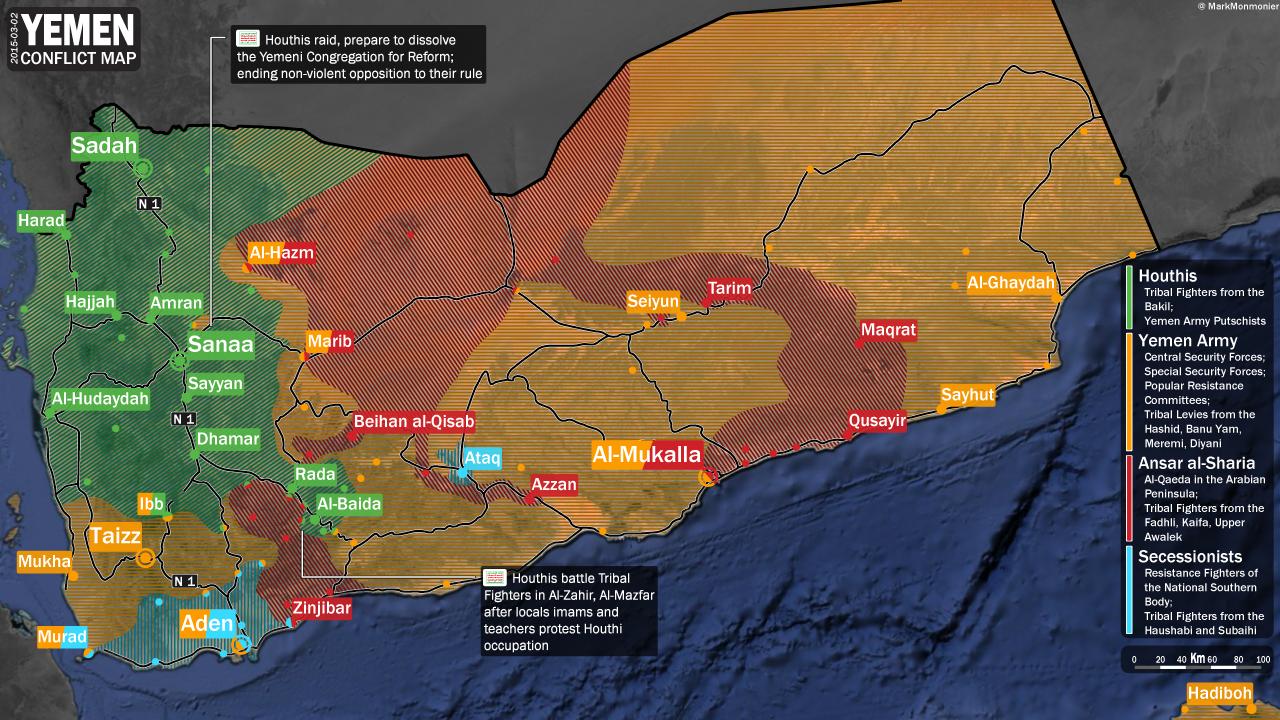 Guerre civile au Yémen - Page 3 B_IUq3tUwAAdb-V