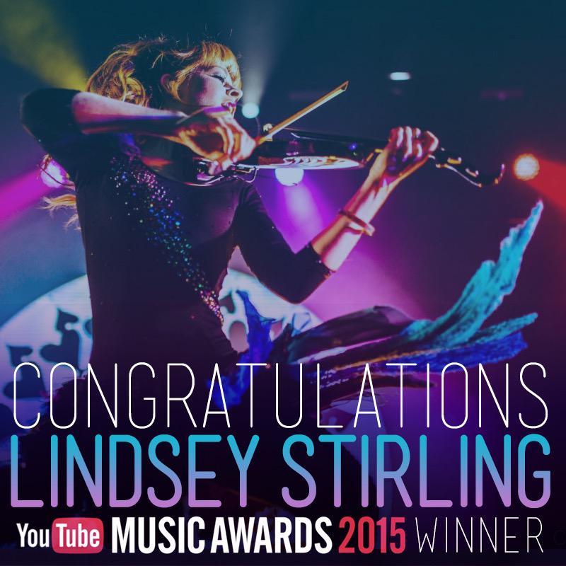 Annonces / News | Lindsey Stirling France Officiel | LindseyStirling fr