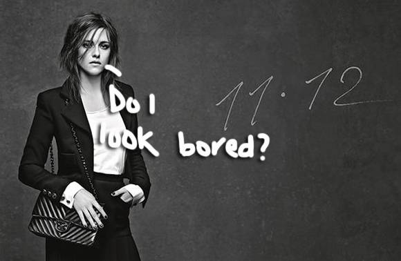#KristenStewart Chanel campaign is fab! See the '3 Girls 3 Bags' ads HERE! http://t.co/v2QImhAMoy http://t.co/sGlOWBf40E