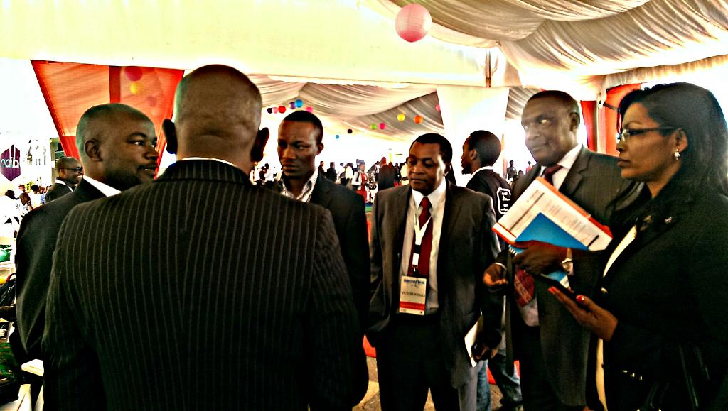 Morning brief at the #InnovKE forum at @KICC_kenya @SamGichuru @OleItumbi  @ICTAuthorityKE #Payments http://t.co/VxWqm8z2Hq