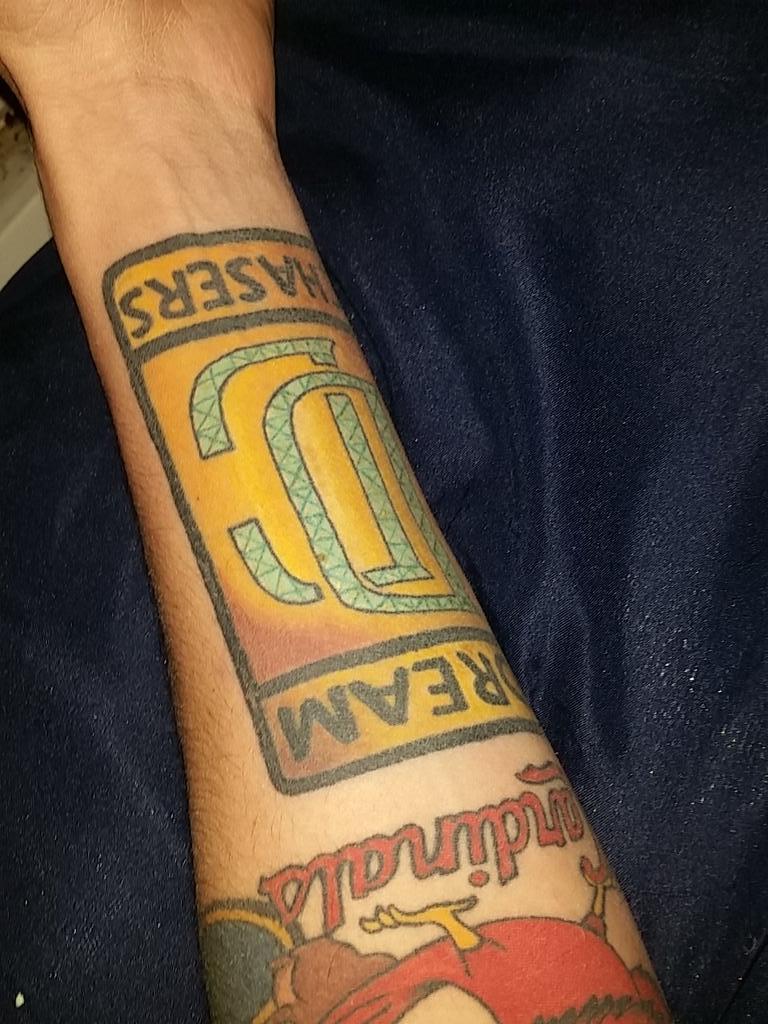 Wiz Khalifa Tattoo StockFotos und Bilder  Getty Images