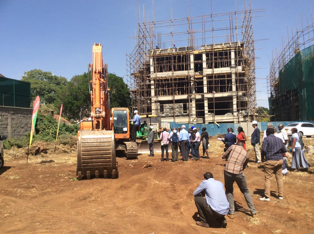 Multichoice Kenya HQ   Kileleshwa   4 fl   T/O - SkyscraperCity