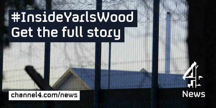 Undercover in #YarlsWood: the real story inside the secretive immigration detention centre. https://t.co/keYcAhFcrx http://t.co/jAT4WWbdEm
