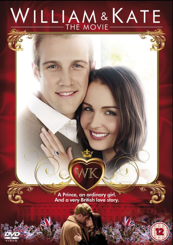 فيلم قصة حب الأمير ويليام وكيت ميدلتون