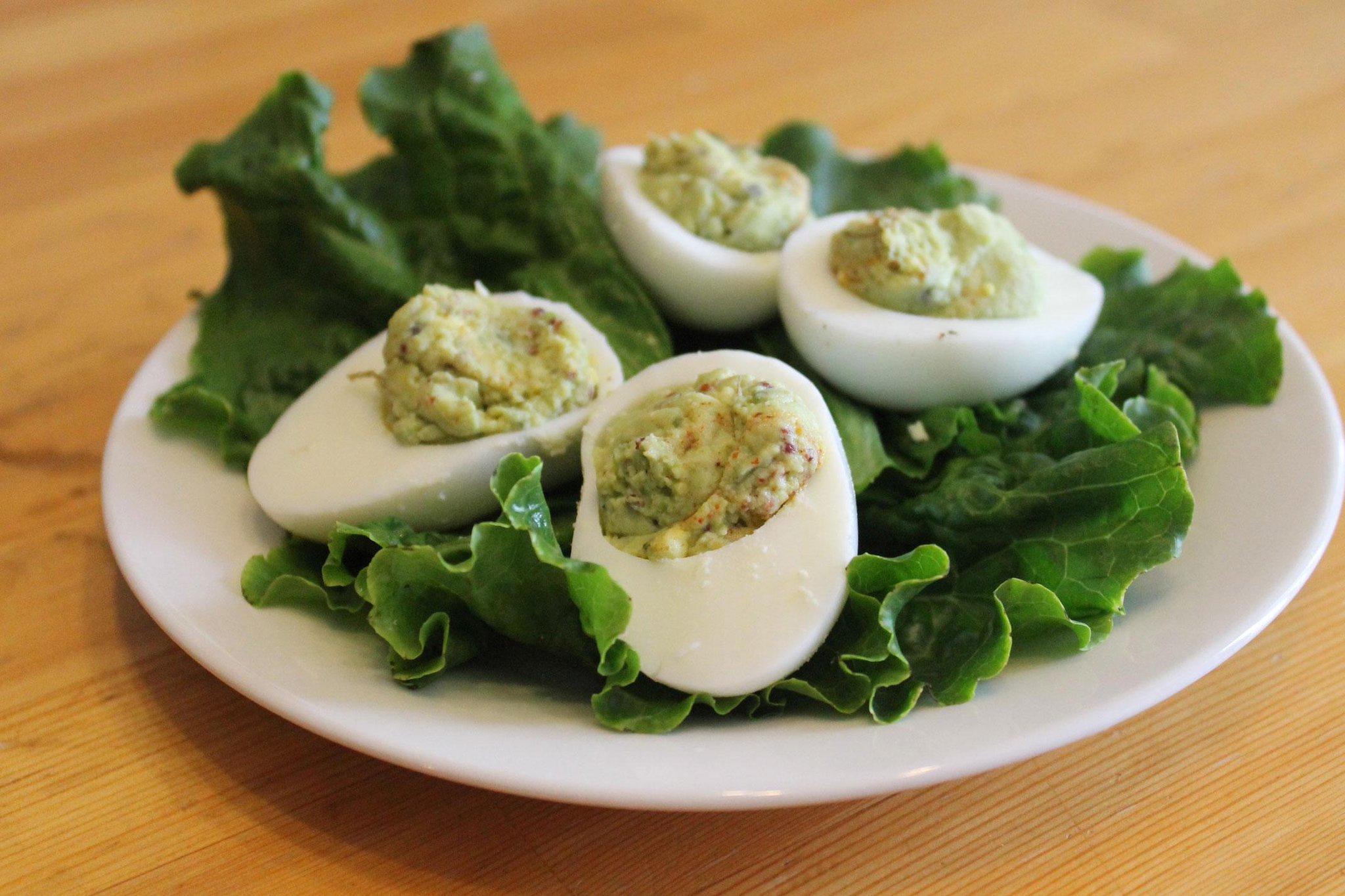 прозрачная блюда из вареных яиц рецепты с фото сайте все нормально